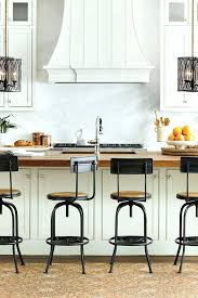 kitchen islands bar stools island kitchen stools island table with black leather chairs low