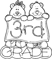 third grade coloring pages 28 images 3rd grade coloring pages