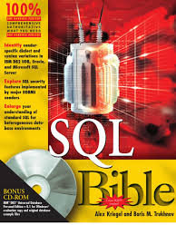 sqlbible sql oracle database