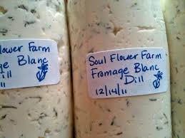 Soul Flower Farm - fromage blanc from soul flower farm a better whey