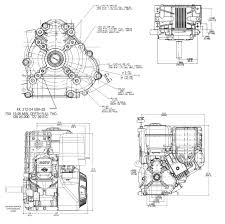 briggs horizontal intek ohv engine 16 5 tp 1