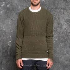 vans sweater vans richmond sweater grape leaf footshop