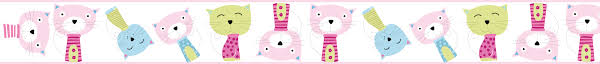 Western Wallpaper Border Theme Wallpaper Borders With Cat