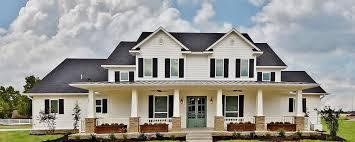 custom farmhouse plans custom farmhouse richmond signature homes for the home