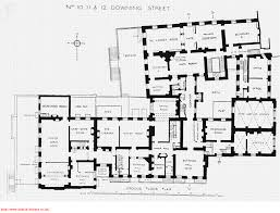 10 downing st london ground floor plan published in 1931