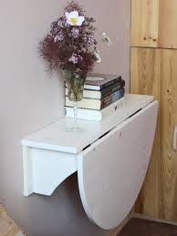 Fold Away Wall Mounted Desk Desk Wall Mounted Fold Down Table Plans Folding Pertaining To