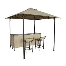 Gazebo With Awning Athens Gazebo