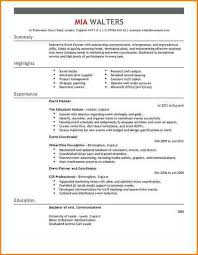 Sample Event Planner Resume Objective by 9 Event Planner Resume Sample Skills Based Resume