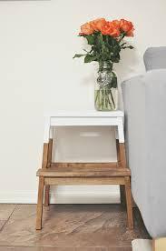 ikea step stool rroom me 8 ways ikea bekvam stool hacks design lotus