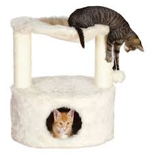 Cat Scratcher Tower Trixie Baza Grande Cat Tree Hayneedle
