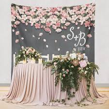Bridal Shower Decor by Paper Flower Backdrop Decoration Paper Flower Wedding Decor