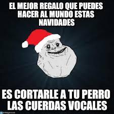 Memes De Forever Alone - mata a tu perro trol forever alone christmas meme en memegen