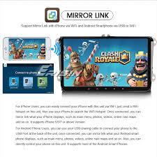 mirror link android erisin es3491v