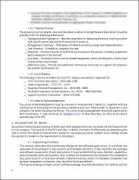 Inventory Control List 1 12 Proposal Format The Proposal Must Be Simple Clear And