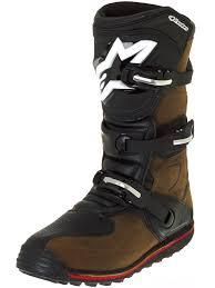 cruiser motorcycle boots alpinestars brown oiled 2017 tech t mx boot alpinestars