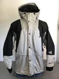 men s mountain light jacket north face jacket 90s vtg mountain parka supreme hood rare green