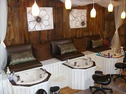 beginnings salon and spa party pedicure special and more