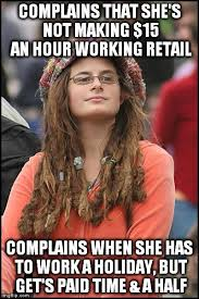 Working In Retail Memes - happy thanksgiving imgflip