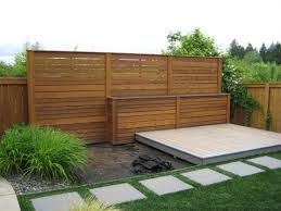 Fence Backyard Ideas by 122 Best Fencing Ideas Images On Pinterest Garden Privacy