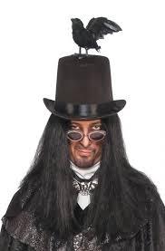 Raven Halloween Costume Raven Hat Purecostumes