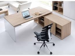bureau direction 180 cm avec console en retour mito mon bureau
