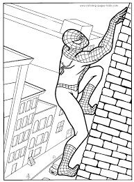 sp image spiderman color book children books