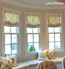 Bay Window Valance Window Valance Ideas Jennifer Decorates