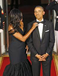 michelle obama killed it in vera wang at last night u0027s white house