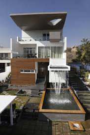 cantilever homes cantilever house by na architects architect in hyderabad