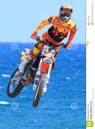 fmx freestyle motocross driver el loco miralles fmx freestyle editorial stock image