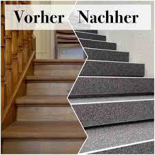 steinteppich verlegen treppe holztreppe mit steinteppich renovieren steinteppich in ihrer nähe