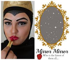 glamour makeup with evil queen makeup with the evil queen make up