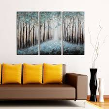 amazon com artland 100 hand painted framed modern wall art