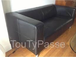 ikea canap cuir canap noir cuir canap en cuir de buffle noir de chez cuir center