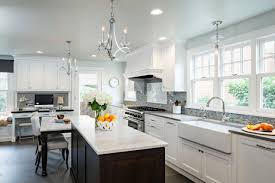 houzz white kitchens christmas lights decoration old world kitchen with white cabinets
