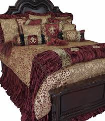 majesty luxury bedding reilly chance collection