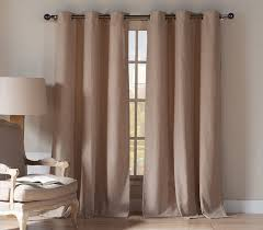 Linen Curtain Panels 108 Amazon Com Duck River Textiles Keighley Linen U0026 Poly Grommet Pair