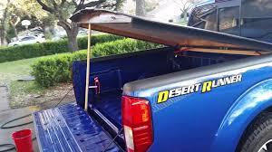 homemade truck bed homemade truck lid youtube