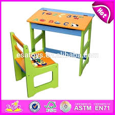 Children Chair Desk Desk Childu002639s Desk And Endearing Best Table And Chairs For
