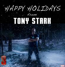 new iron man 3 photo of tony stark in the snow u2014 geektyrant
