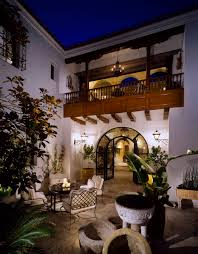 andalusian residence welch design studio completed at landry design group