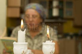 sabbath candles sabbath candles stock photos pictures royalty free sabbath