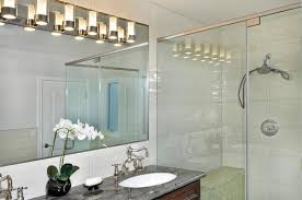maxim lighting silo 6 light bath vanity with shower glass with