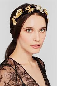 velvet headband embellished velvet headband endource