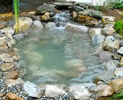 Pond In Backyard by Backyard Koi Ponds U0026 Water Garden Installation In Westfield Nj