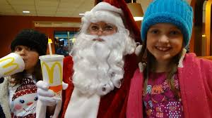 best halloween costumes for family of 4 santa claus eats mcdonalds with toy freaks family victoria