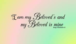 i am my beloved i am my beloved s and my beloved is mine vinyl wall decal