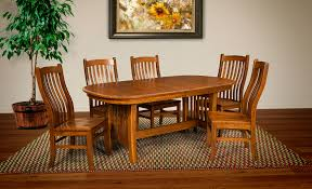 Arts And Crafts Dining Room Furniture Arts And Crafts Dining Chair Amish Direct Furniture