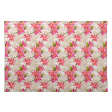 Shabby Chic Placemats by Shabby And Chic Placemats Zazzle Co Uk