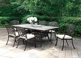 charissa cm ot2125 t outdoor patio dining table w options